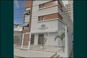 Nova sede da Fampec-CE