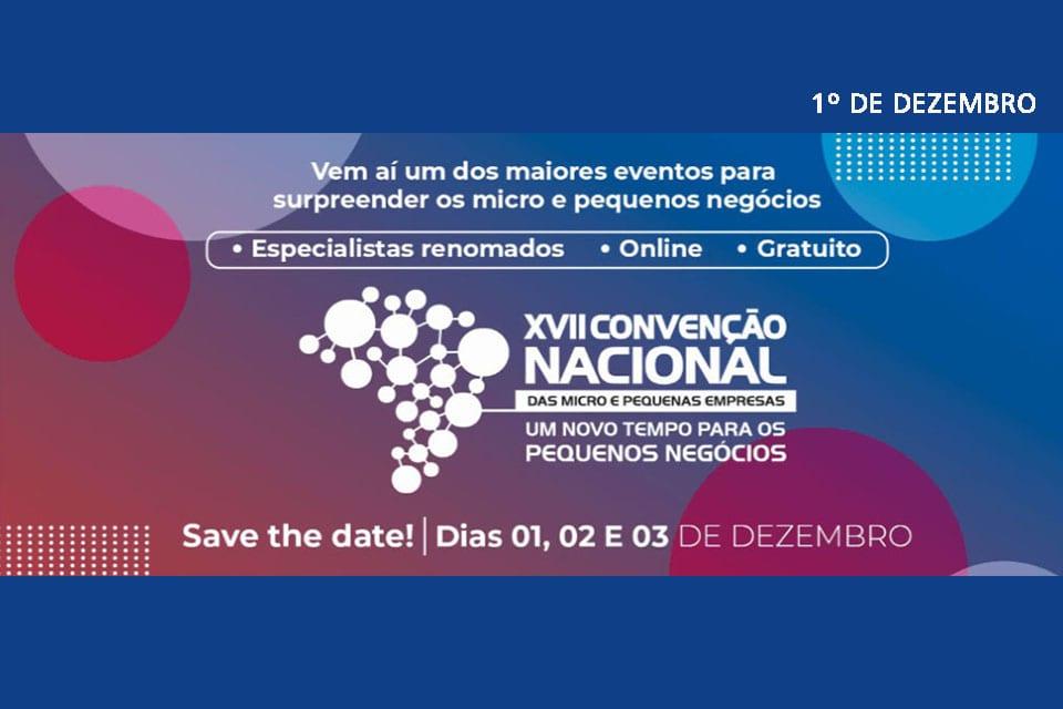 convenção nacional 1 dia