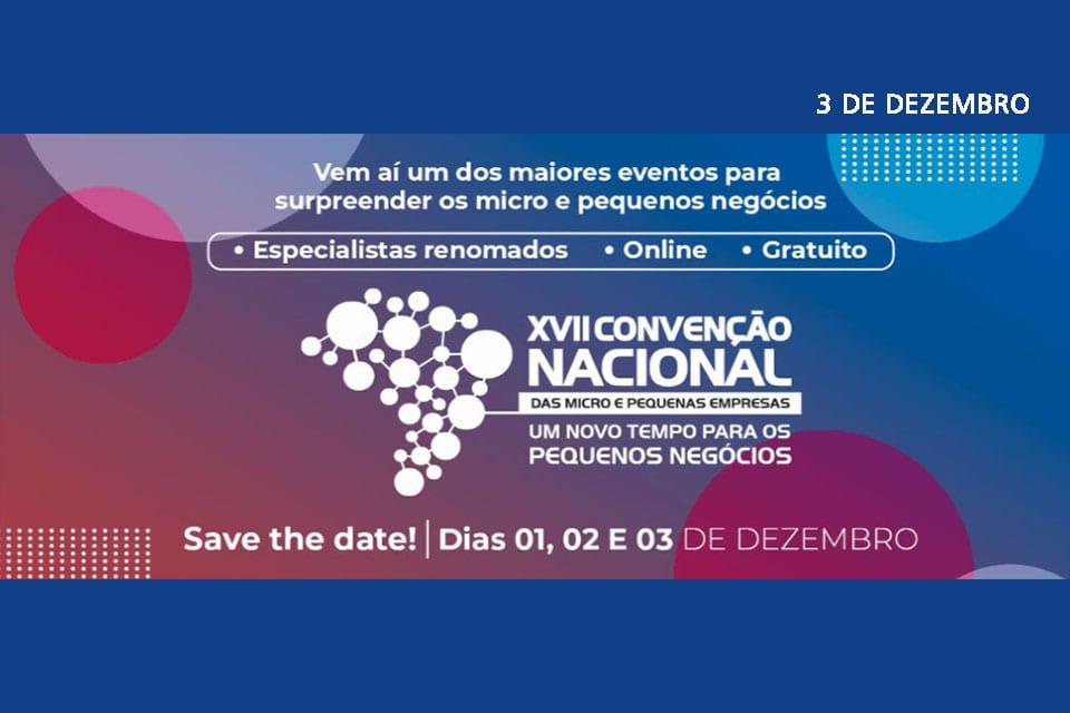 Convenção nacional 3 de dezembro