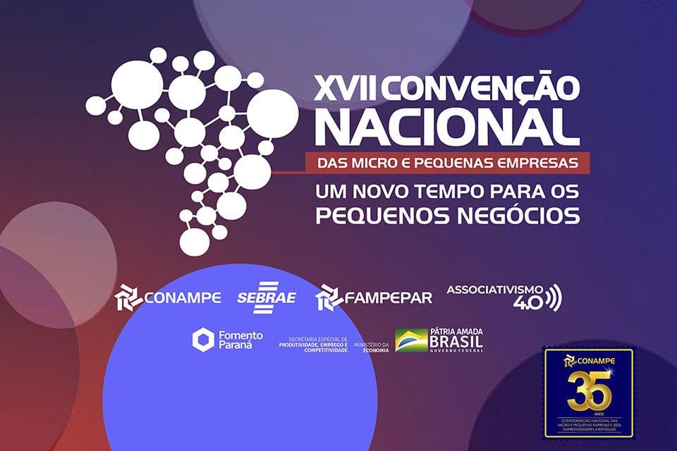 Convenção Nacional das MPEs