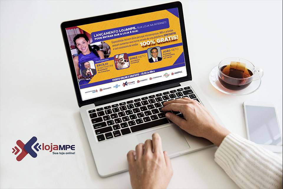 Saiba mais hoje vendas na internet