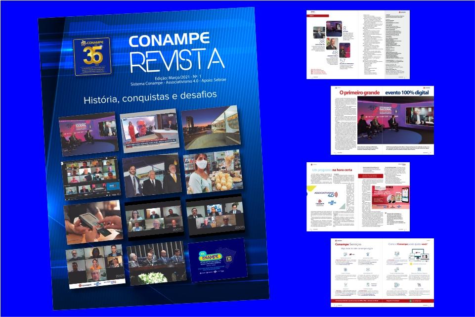 Conampe Revista
