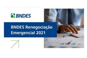 Renegociação emegencial BNDES