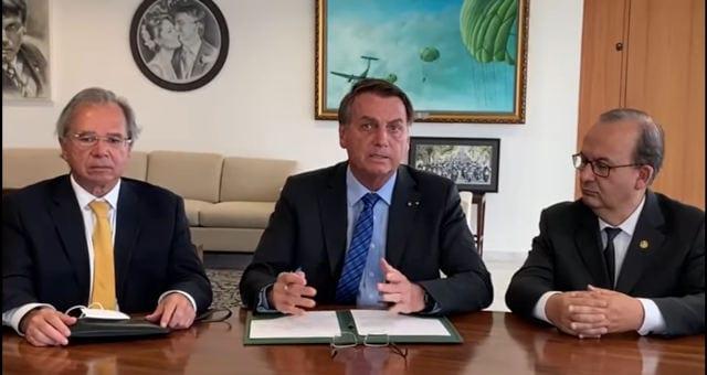 Bolsonaro Pronampe