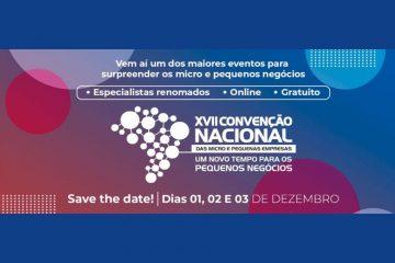 XVII convenção nacional 1 dia