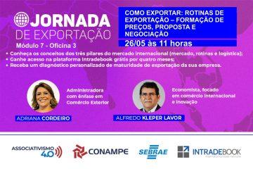 Jornada de Exportação Módulo 7